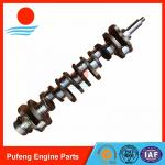 Buy cheap Mitsubishi 6D34 forged crankshaft ME300086 for KOBELCO excavator SK200-6 SK230-6E SK350-6 from wholesalers