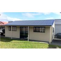 Earthquake Proof Prefabricated House Kits , Low Cost Modular Homes Bungalow Manufactures