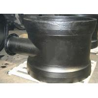 Buy cheap PN10 PN16 PN25 Ductile Iron Fittings Double Socket Tee All Flange Tee All Socket Tee from wholesalers