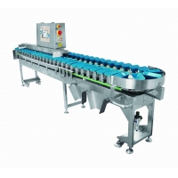Buy cheap Smart Small Size OEM Fruit Sorting Machine One Piece Weighing Machine from wholesalers
