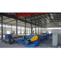 Buy cheap XPS extrude polystyrene froth board extrusion line from wholesalers