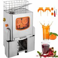 Buy cheap Commercial Orange Juice Squeezer Machine , Fruit And Vegetable Juicing Machine from wholesalers