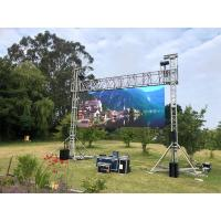 Buy cheap P3 Outdoor Advertising LED Display , Stage Led Video Wall Panel Screen For Concert product
