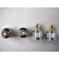 Buy cheap Professional N - Male SMA - Male Brass RF SMA Connector for Antenna ATL-4533 from wholesalers