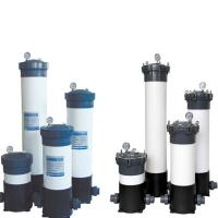 Buy cheap Durable Whole House Water Filter Housing With Cartridge Elements High Precision from wholesalers