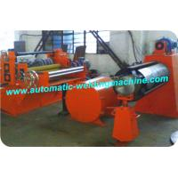 Cold Rolling Mill Machinery , Industrial Steel Plate Automatic Slitting line Manufactures