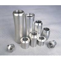 Buy cheap Customized Precision CNC Turning Parts Aluminum Handle And Connector from wholesalers