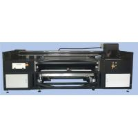 Buy cheap Reactive High Speed Digital Textile Printing Machine For Cotton 1800mm Roll To Roll Printing from wholesalers