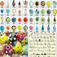 Buy cheap Color Glass Beads from wholesalers