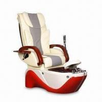 Buy cheap Pedicure Spa Chair with Powerful Vibration on the Seat and LCD Controller from wholesalers