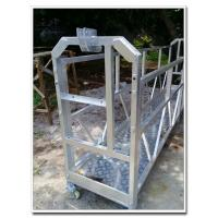 Buy cheap Durable galvanized steel lifting cradle ZLP630 rope suspended platform from wholesalers