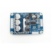 Buy cheap 500W Brushless DC Motor Driver , Hall Effect 24 Volt DC Motor Speed Controller from wholesalers
