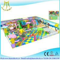 Hansel hot sell children factory price indoor soft play indoor soft play equipment for sale Manufactures