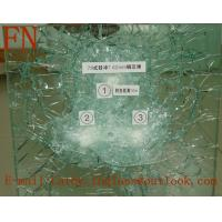Buy cheap bullet-proof glass--010 from wholesalers
