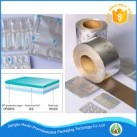 Buy cheap Hard Temper and Pharmaceutical Use aluminium lidding foil for blister packaging from wholesalers