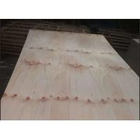 Buy cheap Commercial Knotty Pine Plywood 2 Time Hot Press Premium Quality FSC Approved from wholesalers