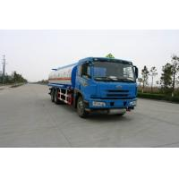 Buy cheap 220HP FAW 6x4 22000L (5,811 US Gallon) Oil Tank Truck for Diesel / Gasoline / Petroleum Delivery product