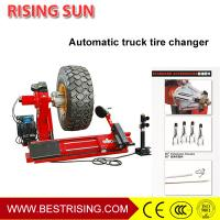 Buy cheap Truck used full automatic tire changer for sale from wholesalers