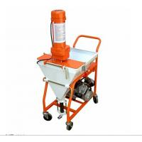 Buy cheap Semi-Automatic Putty(Lime Plaster) Spraying Machine for Wall from wholesalers