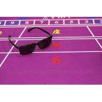 Buy cheap Fashionable Style UV Sunglasses Marked Cards Contact Lenses For Poker Cheat from wholesalers