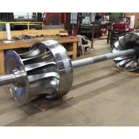 Buy cheap Long life Double Francis Turbine from wholesalers