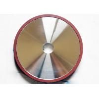 Buy cheap Cubic Boron Nitride Resinoid Grinding Wheels , Small CBN Abrasive Wheels from wholesalers