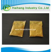 Buy cheap Feed Grade Folic Acid 59-30-3 use for Bright Feather from wholesalers