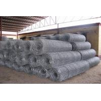 Buy cheap Hot Dipped Galvanized Hexagonal Wire Mesh from wholesalers