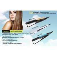 Buy cheap Professional Electric Ceramic Hair Straightener from wholesalers