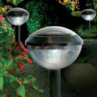 Wholesale Anern Quality 3.5m Pole Garden Solar Light 10W For Outside Lighting With 2 Years Warranty from china suppliers