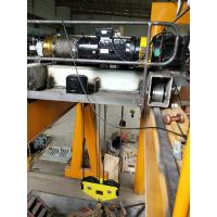 Buy cheap Electric Winch with  Motor after Testing including Up & Down hoisting limit switch from wholesalers