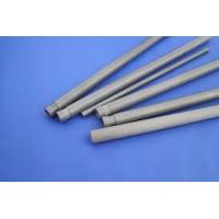 Buy cheap 2.8g / Cm3 Silicon Nitride Tube , Si3n4 Protection Silicon Nitride Rod For Thermocouple from wholesalers