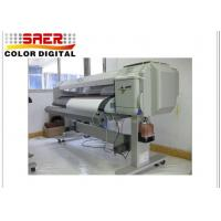 Buy cheap 1.6m Large Format Mutoh Sublimation Printer Automatic Epson Dx5 Head from wholesalers