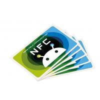 Buy cheap Bancle NXP ISO PVC Nfc Chip Business Card Access Control System from wholesalers