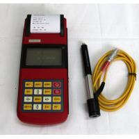 High Precision Portable metal hardness tester with Printer and 3 Inch LCD or LED Display Manufactures