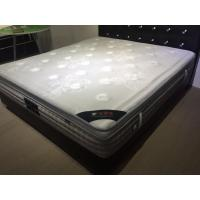Wholesale Popular Natural Latex Euro Top Mattress Topper Removable for Home / Hotel from china suppliers
