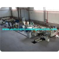 High Speed Box Beam Production Line, Automatic Steel Coil Slitting Machine Manufactures