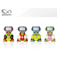 Buy cheap Bear Baby 9D Kids Game Machine / Virtual Reality Education Machine from wholesalers