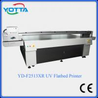 Buy cheap Digital uv printing machine uv flatbed ceramic printer with high speed high resolution from wholesalers