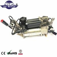 Wholesale Air Suspension Compressor Pump for Audi Q7 with Bracket 4L0698007B 4L0698007C from china suppliers