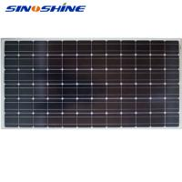 Wholesale Low price and high quality Monocrystalline 290 watt solar panel for dc solar air conditioner price in pakistan from china suppliers