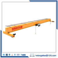 Buy cheap Mining Electric Hoist A6 10 Ton Monorail Eot Crane from wholesalers