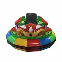 Buy cheap Custom Made Amusement Park Bumper Cars For Children Play Single Player from wholesalers