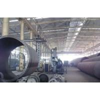 Wind Tower Welding Line