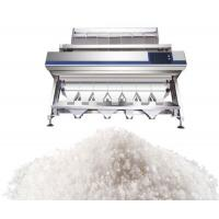 China Salt Processing Industrial Color Sorter With Full Titanium Steel Machine Body on sale