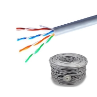 Buy cheap 8 Core RoHS Cat 5e Ethernet Lan Cable 305m For Internet Computer from wholesalers