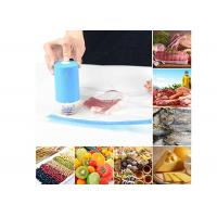 Wholesale BPA Free Food Mini Vacuum Sealer Sous Vide Bags Automated With Flat Suction Nozzle from china suppliers