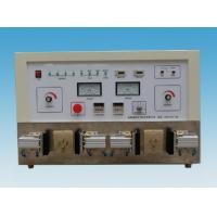 Buy cheap PLC Control Cable Plug Tester 4Kgf / Cm ² For Power Supply Plug Line Polarity from wholesalers
