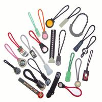 Buy cheap Silicone Custom Zipper Pulls, Eco-Friendly Silicone Cute Zipper Puller For Clothing from wholesalers