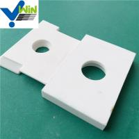 Buy cheap High temperature resistance alumina oxide ceramic and porcelain tile from wholesalers